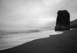 morze, kości, plażę