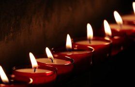 teledysku, legenda, zmarł aktor, żałoba, świeczki