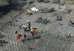 budowie, budowlańcy, budowa, budowie