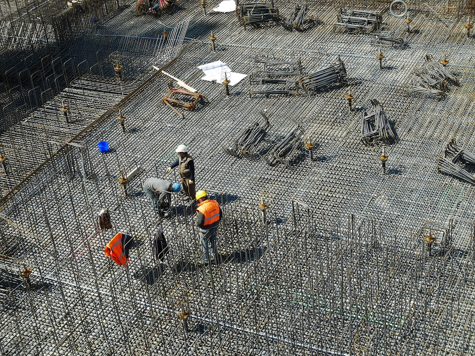 krótkich, budowie, budowlańcy, budowa, budowie