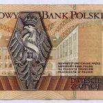 Orzeł w TRUMNIE na dwustuzłotówce? Wraca popularna TEORIA SPISKOWA. Co symbolizuje ten banknot?
