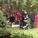 Makabryczne znalezisko w Gdańsku. Policjanci nie mogli ustalić nawet płci ofiary