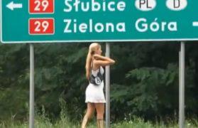 prostytutkach, tirówki i zwłoki przy trasie, Bułgarkę kupił