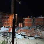 """Bielsko-Biała: zawalił się budowany blok. """"Musiał zostać wysadzony""""!"""
