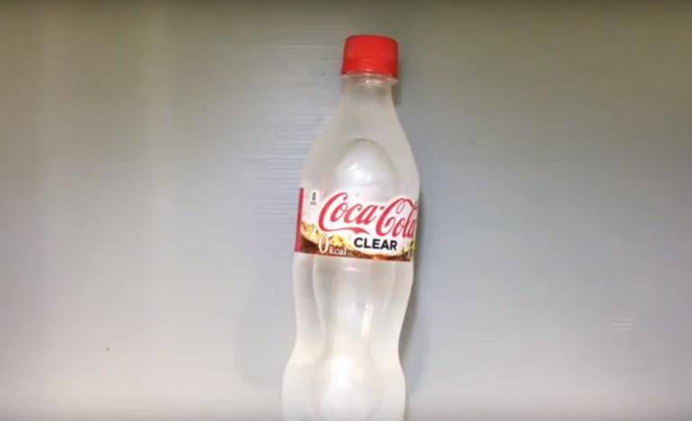 Nowość od COCA-COLA! Tym razem napój w wersji CLEAR! Jaki SMAK ma nowa Cola?