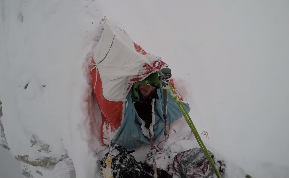 alpinista na latok I