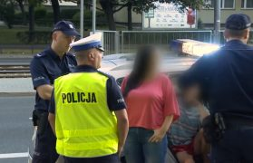 policja bez mandatu, ulicy