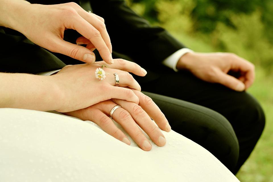 okradli nowożeńców