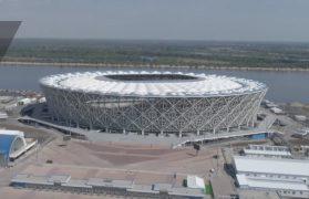 stadion w wołgogradzie