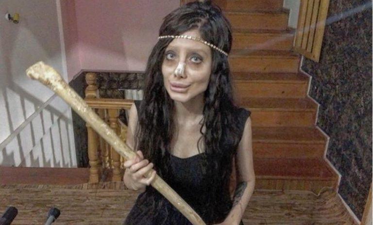 Jej zdjęcia na Instagramie przerażają. Kobieta-zombie ujawniła swój prawdziwy wygląd! [FOTO]