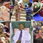Przerażające zwyczaj: na tej wyspie obnoszą w procesjach ZMARŁYCH KREWNYCH!