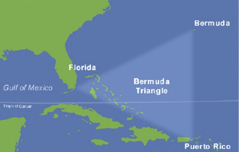 Tajemnica Trójkąta Bermudzkiego ROZWIKŁANA? Intrygująca hipoteza uczonych!