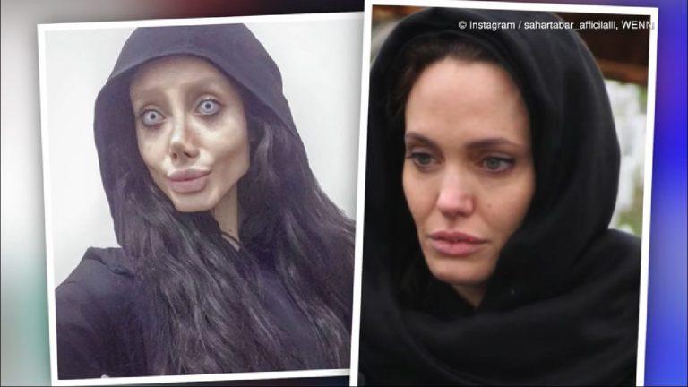 To koniec ZOMBIE Angeliny? Słynna Iranka trafiła do więzienia!