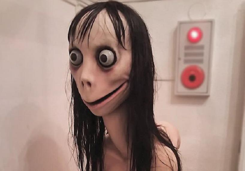 lalka momo