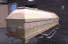 zakładu pogrzebowego