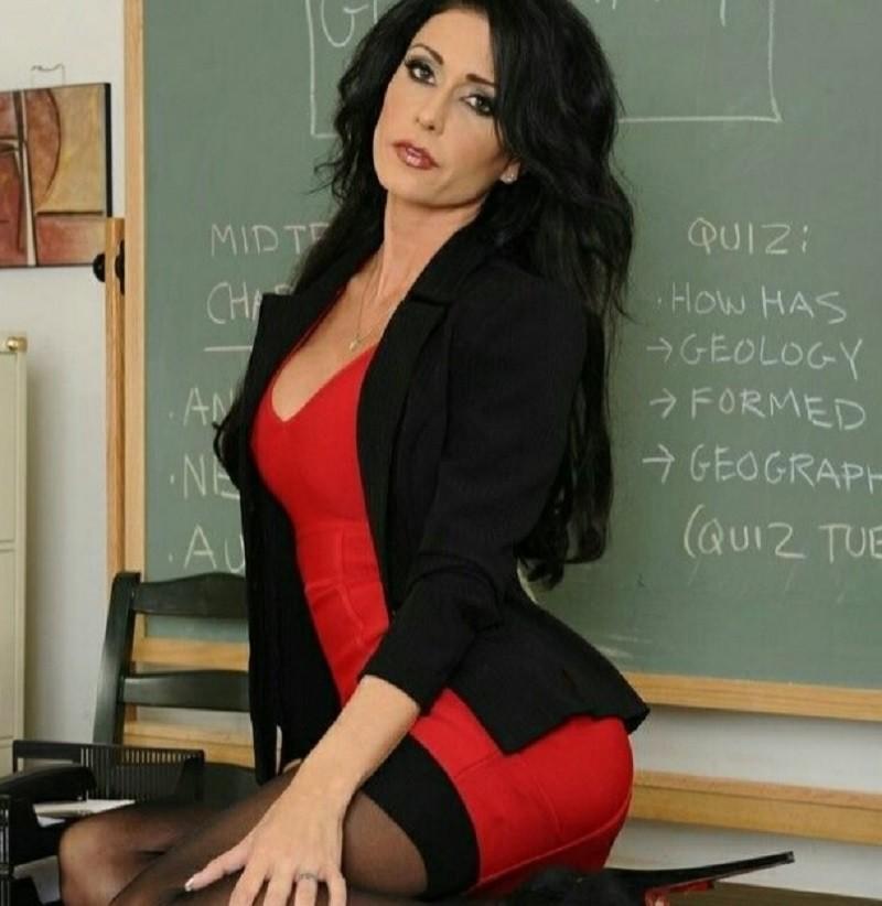 nauczycielka aktorka porno