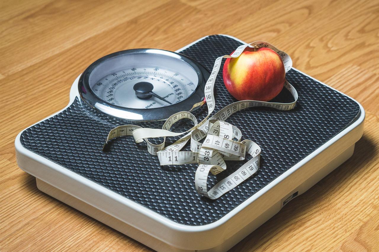 nadwagę