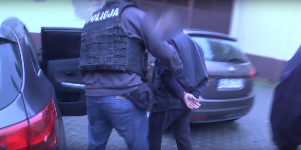 odór, policjanci z archiwum x zatrzymali morderce