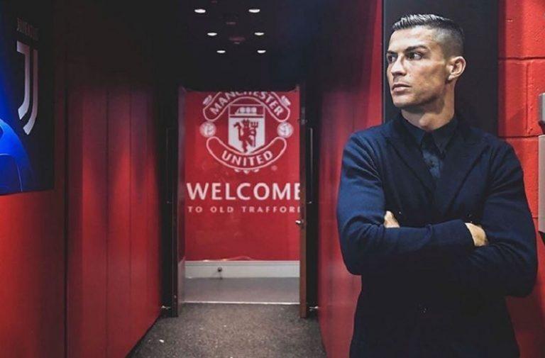 Piłkarze Manchesteru United nie błyszczeli na boisku. W odróżnieniu do zegarka ich byłej gwiazdy podczas konferencji przedmeczowej