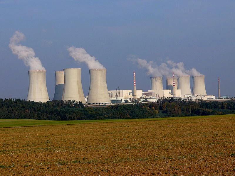 awaria w elektrowni atomowej