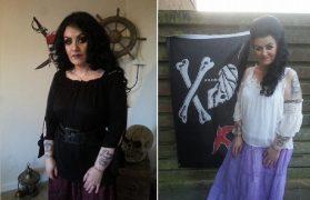 żona ducha pirata