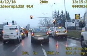 policja, eskorta, żony