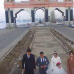 [WIDEO] Nagrywali swój ślub. Za ich plecami, doszło do DRAMATU!