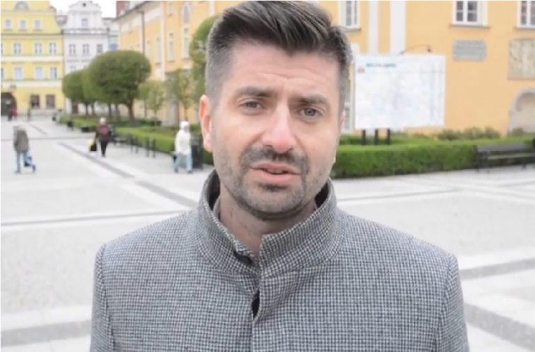 """Chłopak Roberta Biedronia chce być prezydentem Polski?! """"To zapowiedź…"""""""