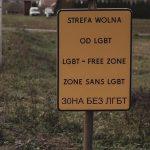 Powstają strefy wolne od LGBT? Pojawiły się ZNAKI drogowe.