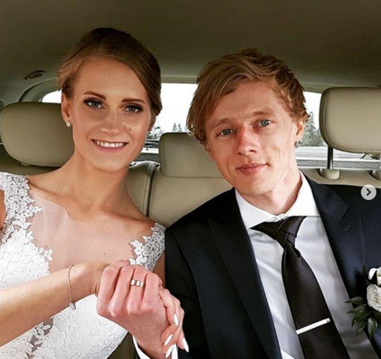 Dawid Kubacki zawsze może liczyć na jej wsparcie! Kim jest jego piękna żona?
