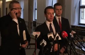 Grzegorz Braun Konfederacja Krzysztof Bosak