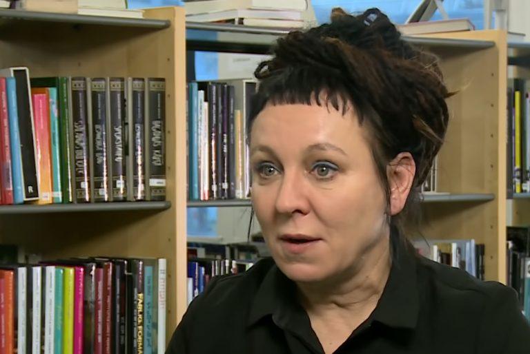 Noblistka Olga Tokarczuk opowiada co by zrobiła ze zwierzętami!