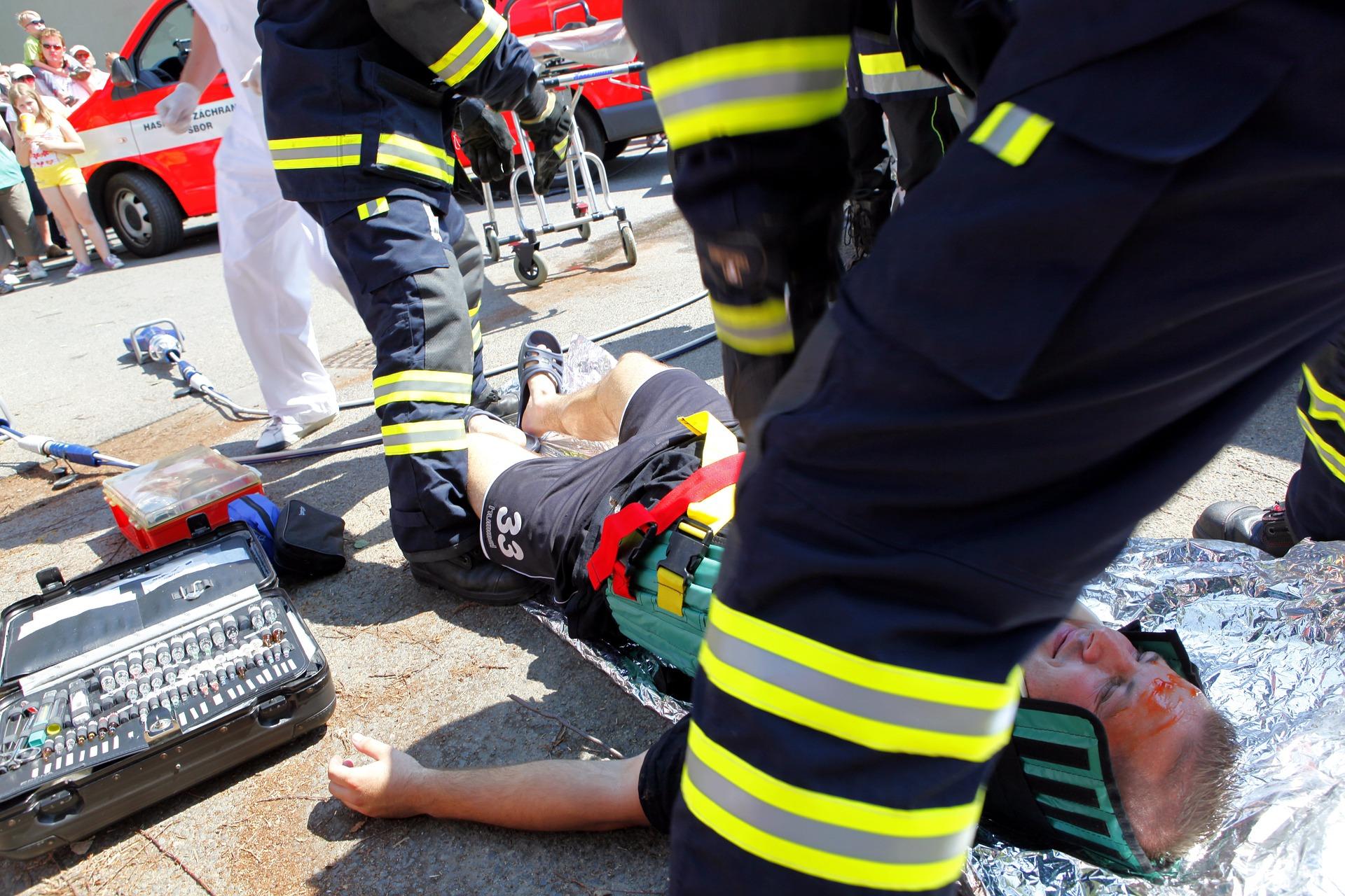 uratował życie, pierwsza pomoc