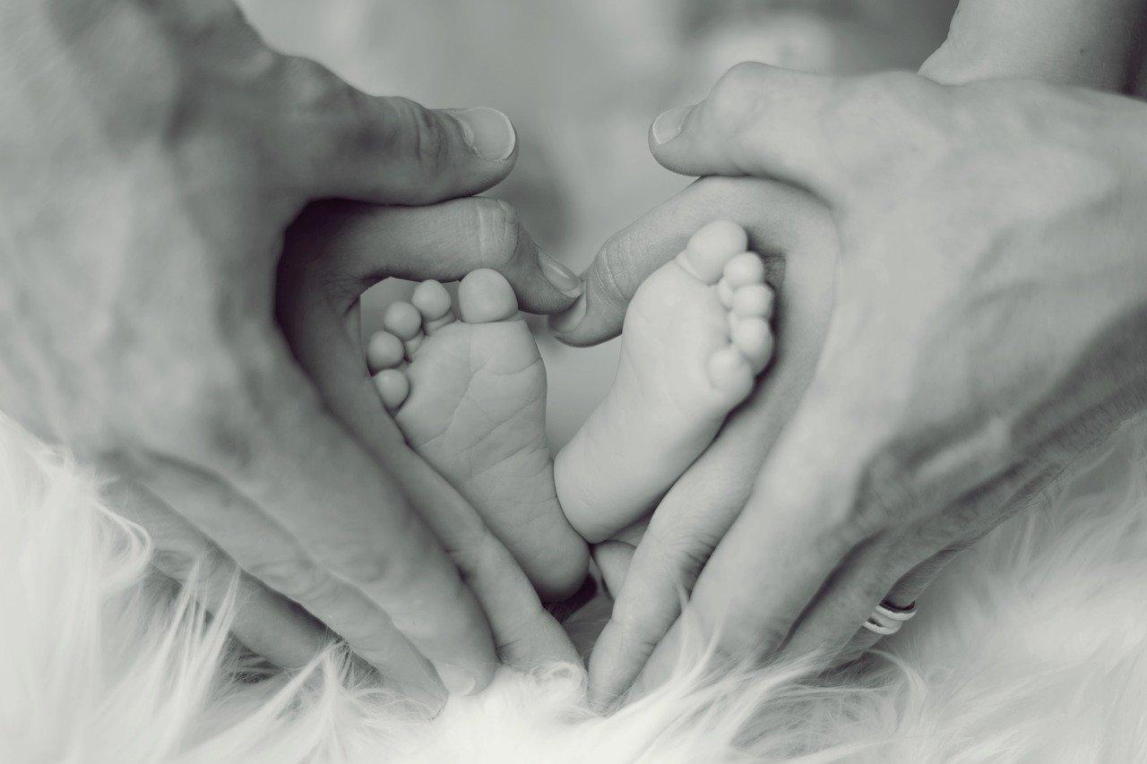 pierwsze dziecko