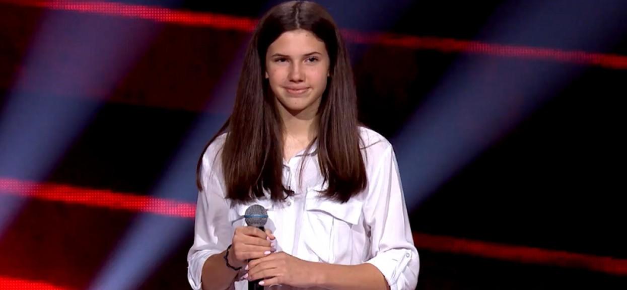 Emilia Sentkowska, The voice, Fasolki