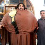 """""""Pakistański Hulk"""" ogłosił, że szuka żony! Ma wygórowane wymagania!"""