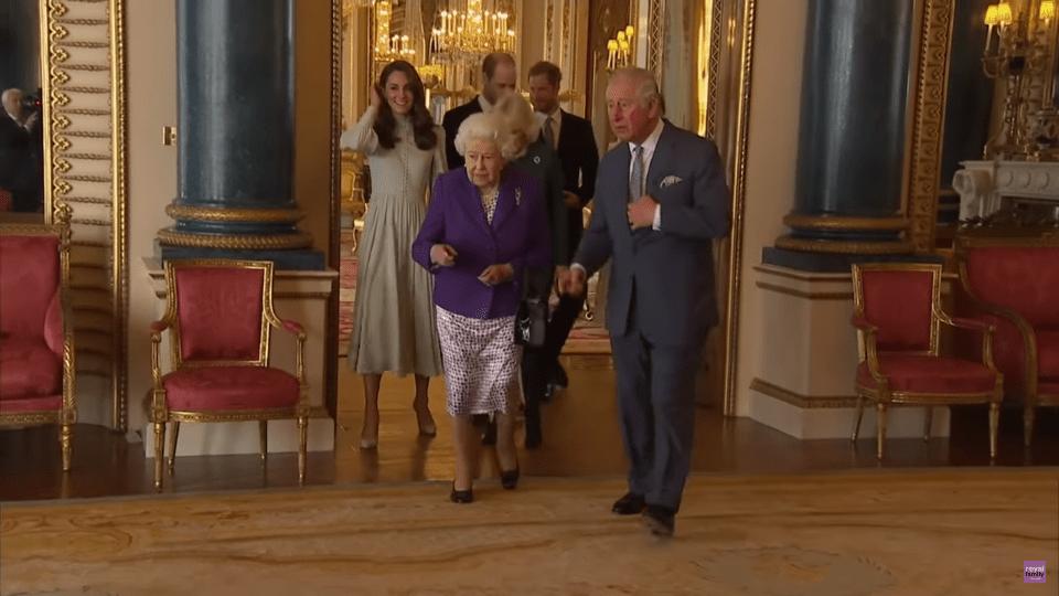 rodziny królewskiej, księcia