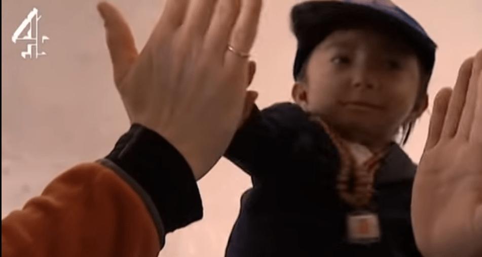 najmniejszym człowiekiem świata był