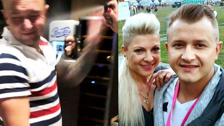 Piękni i młodzi, Dawid Narożny, Magda Narożna