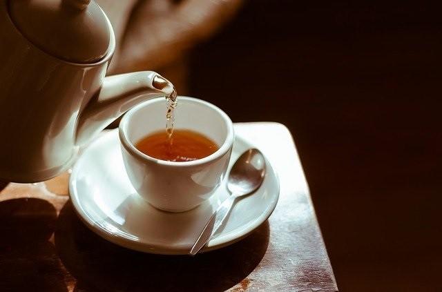 herbatę