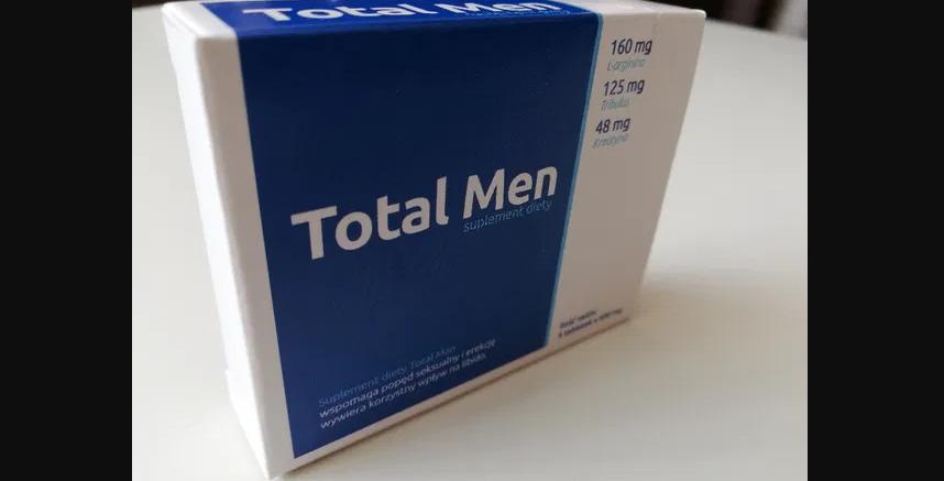 Główny Inspektorat Sanitarny, Total men, suplement