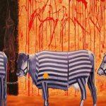 Totalny odlot! Ubój krów to dla niej Holocaust!