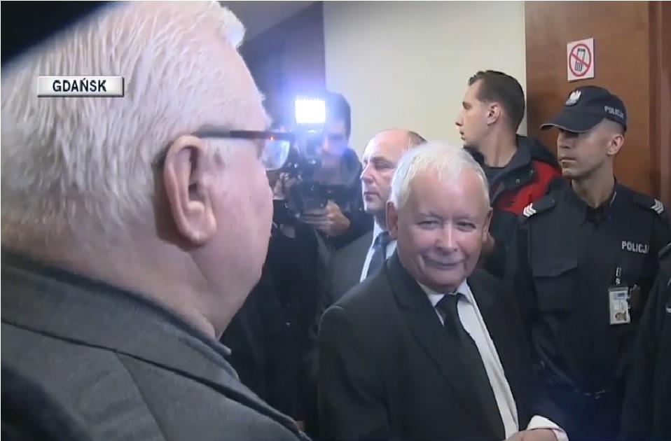 Wałęsa Kaczyński