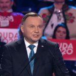 """Ostry komentarz po konwencji Andrzeja Dudy: """"To było okropne!"""""""