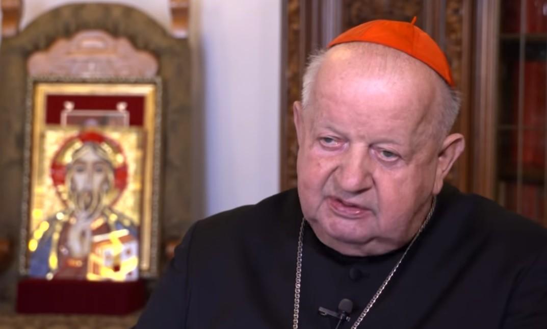 Kard. Dziwisz ws oskarżeń biskupa Szkodonia