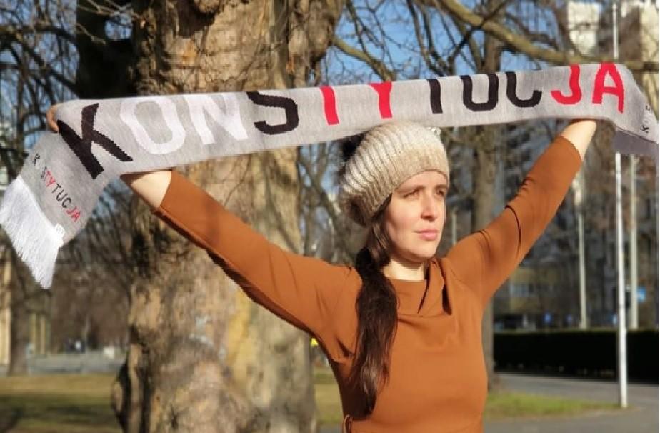 Klaudia Jachira została ukarana za naruszenie powagi Sejmu