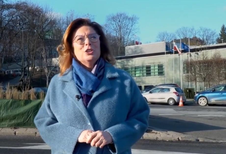 Małgorzata Kidawa-Błońska skrytykowała Andrzeja Dudę