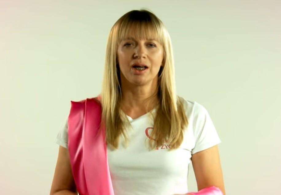 Marzena Rogalska wzięła udział w akcji charytatywnej