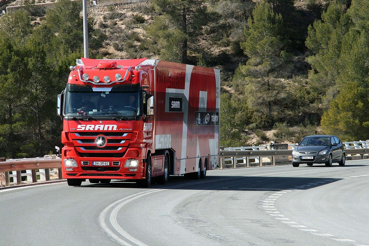 ciężarówek