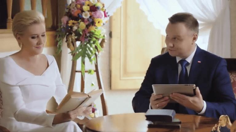 Jarosław KACZYŃSKI zażartował z Andrzeja DUDY! Zdradził, jaka jest…